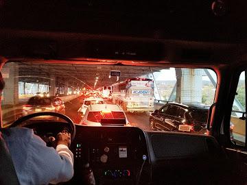 verrazano traffic